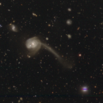 On-going galaxy-galaxy merger