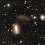 April 2018: Sumo Puff: Some of the nearby dwarf galaxies are known to be very diffuse. The nature of the diffuse galaxy in this image is unclear, but it may be an extreme case of such a diffuse galaxy.Details can be found in Greco et al. 2018, PASJ, 70, 19.